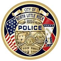North Little Rock Police Department badge