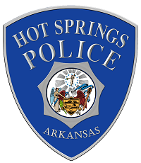 Hot Springs Police Department patch
