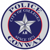 Conway Police Department badge