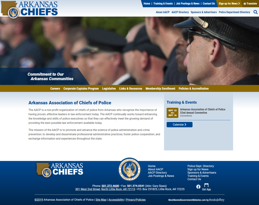ARPCA Home Page